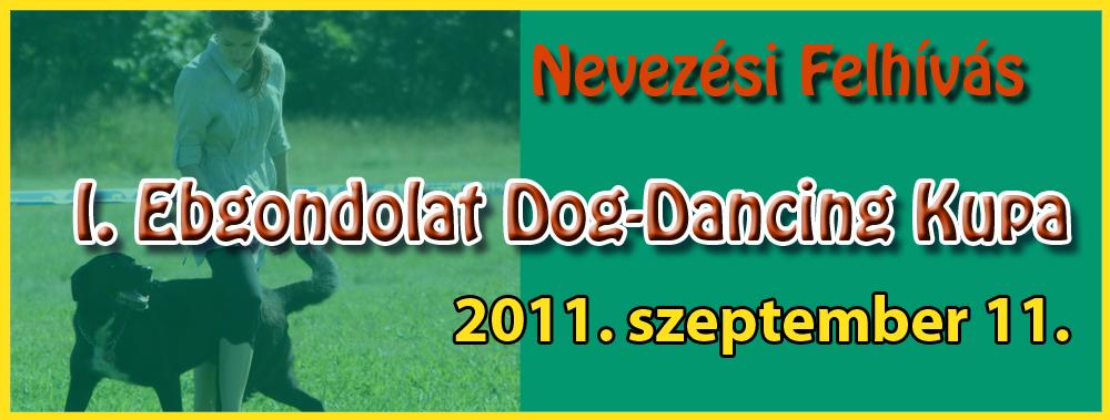 I. Ebgondolat Dog-Dancing Kupa